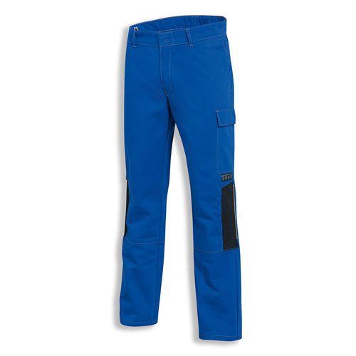 work pants / cotton / polyester / long