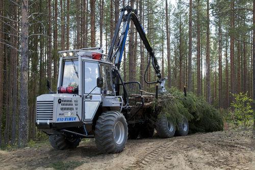 forestry forwarder