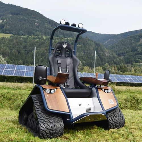 1-person utility vehicle