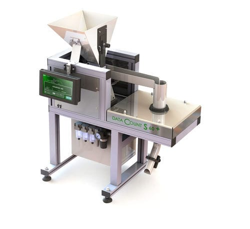 automatic seed counting machine