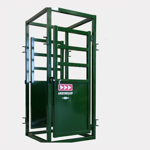 cattle squeeze chute / veterinary