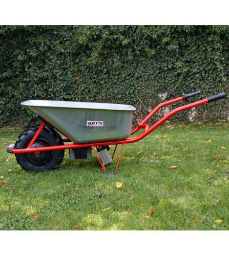 motorized wheelbarrow
