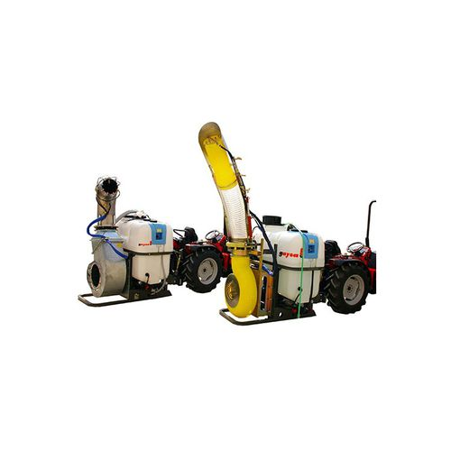 mounted sprayer / with piston pump / with diaphragm pump / cannon
