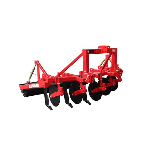 3-point hitch subsoiler / with roller
