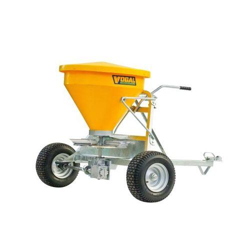 trailed fertilizer spreader / solid