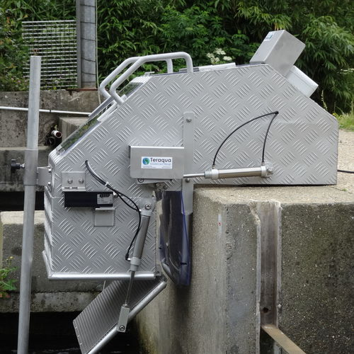 fish weighing system / digital / automatic