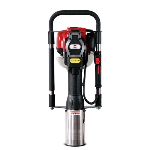 petrol post driver / manual