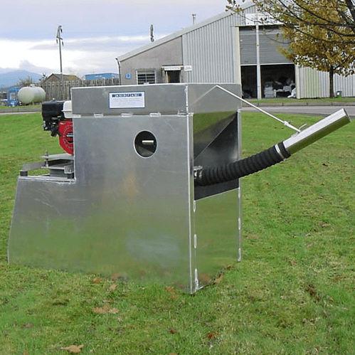 hopper feeding system