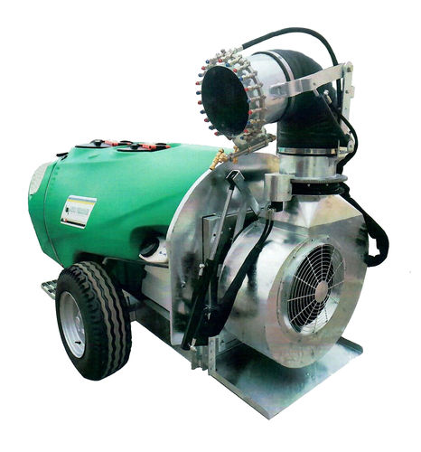 trailed sprayer / for viticulture / small farm / horticulture