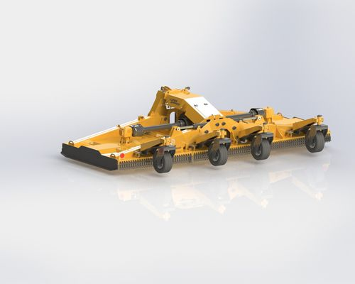 agricultural rotary cutter