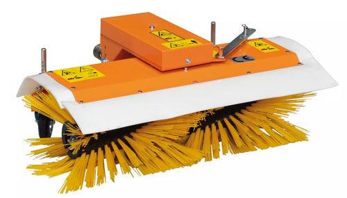 mounted sweeper