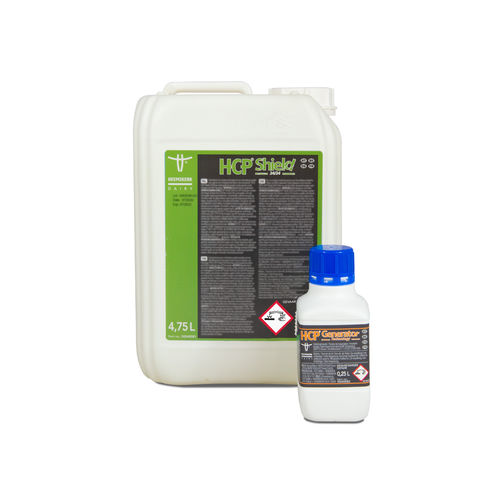 post-milking teat cleaning solution