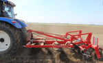 mounted stubble cultivator / with roller / rigid tine / with disk harrow