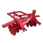 mechanical weeder / mounted