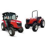 hydrostatic tractor