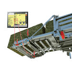 straw bale weighing system