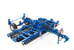 trailed stubble cultivator