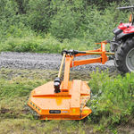 mounted reach mower / flail / PTO-driven