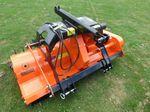 mounted mulcher / hammer / knife / hydraulic