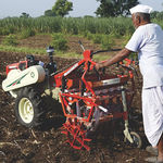 conventional seed drill