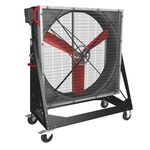 farm building fan / for livestock buildings / for greenhouse / for air circulation