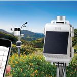 crop monitoring system / wireless / real-time