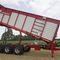 dump trailer / 3-axle / sugar beet / vegetable