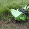 flail mower / front-mount / with roller conditioner