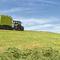 dump trailer / 2-axle / silage / self-loading