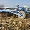 trailed field cultivator / chisel / folding