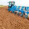 mounted plow / reversible