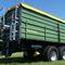 dump trailer / tandem axle / agricultural / 2 tonFTD 180 / 5.0Fortuna Fahrzeugbau GmbH & Co. KG