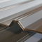 stainless steel roofing panel / farm building / corrugated