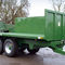 drop-side trailer / single-axle / grain / tipping