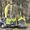 towed wood chipper / electricEurope Chipper DC185EUROPE FORESTRY
