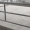 livestock gate / stable / for cows / metal
