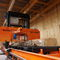 band sawmill / horizontal / stationary / electric