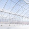 multi-tunnel greenhouse / commercial production / steel frame / with gutterAPRLuxNOVAGRIC (Novedades Agrícolas, S.A.)