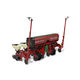 hopper precision seed drill / 4-row / 6-row / tractor-mounted