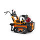 walk-behind turf cutter / self-propelled
