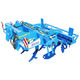 mounted field cultivator / with roller / with disk harrow / soil loosening