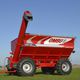 chaser bin / 2-axle / agricultural / grain