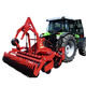 mounted disc cultivator / 3-point hitch / tandem