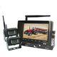 surveillance camera / for tractors / waterproof / wireless