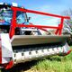 mounted mulcher / hammer / PTO-driven / forestry