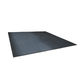 rubber floor mat / for horse breeding / grooved
