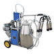 goat milking machine / electric / mobile