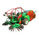 fruit harvester / self-propelled / trailed