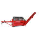 firewood processor with chainsaw / with belt conveyor / PTO-driven / electric