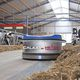automatic feed pusher / robotic